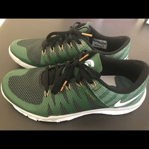 Michigan State Men's Nike Athletic Shoes
